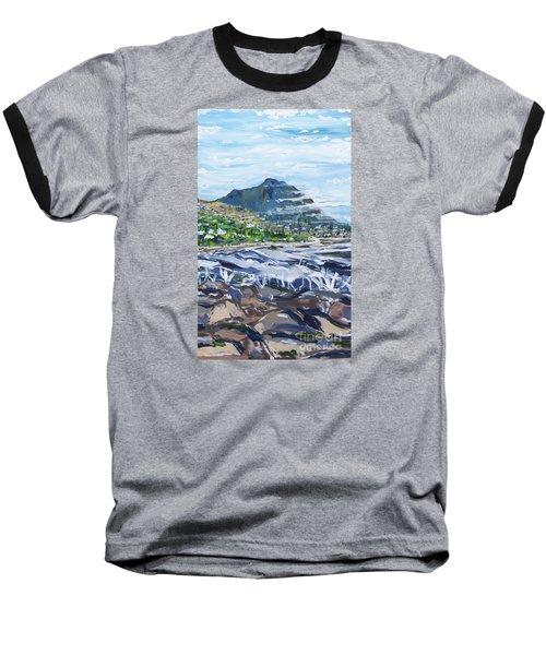 South African Coastline Part Three Baseball T-Shirt