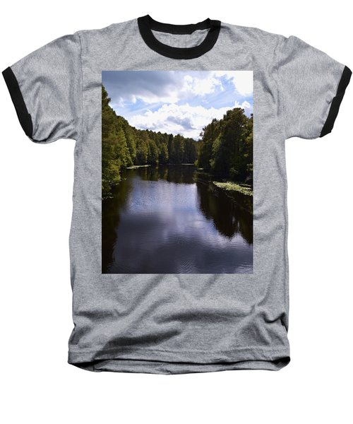 South Bound Baseball T-Shirt by Warren Thompson