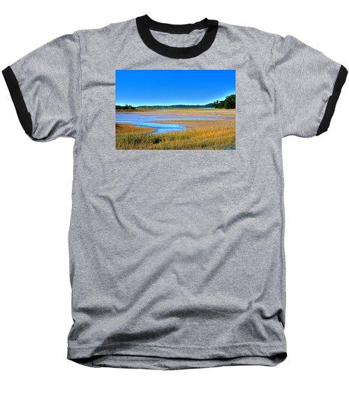 South Carolina Lowcountry H D R Baseball T-Shirt