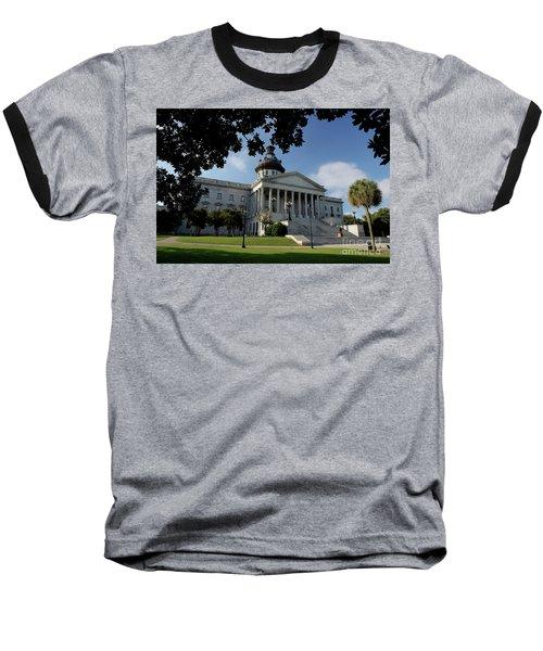 South Carolina State House 2 Baseball T-Shirt