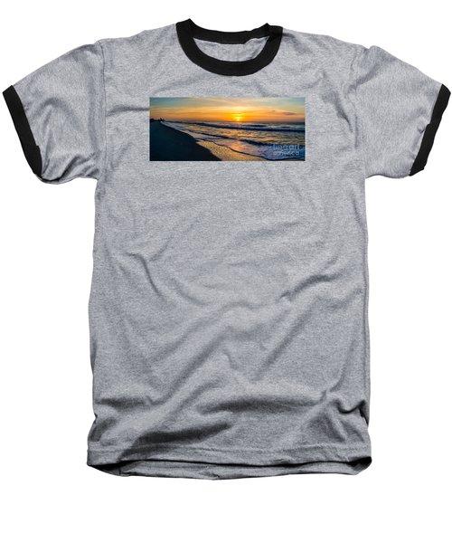 South Carolina Sunrise Baseball T-Shirt by David Smith