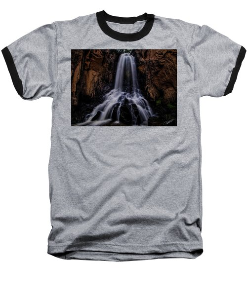 South Clear Creek Falls Baseball T-Shirt