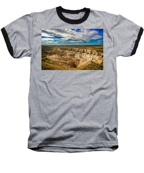 South Dakota Bad Lands.... Baseball T-Shirt