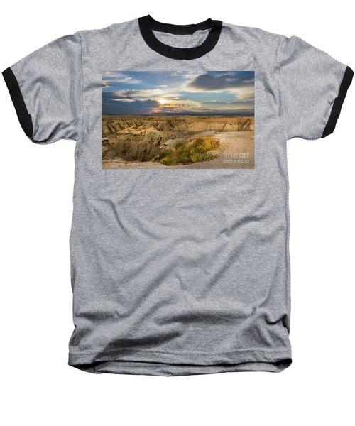 South Dakota Sunrise Baseball T-Shirt