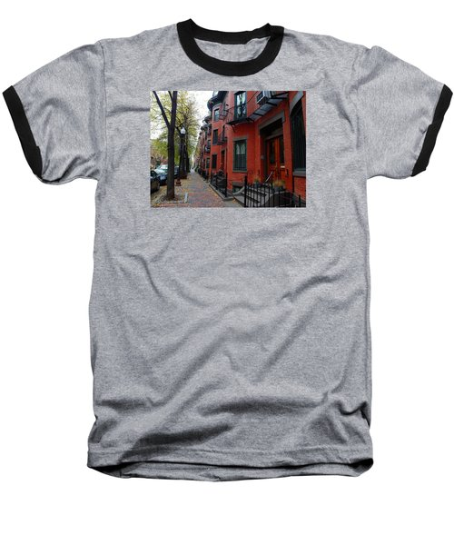 South End - Boston Baseball T-Shirt