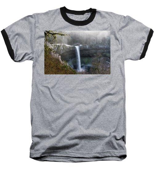 South Falls Shroud Baseball T-Shirt