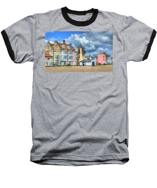 South Lookout Tower Aldeburgh Baseball T-Shirt