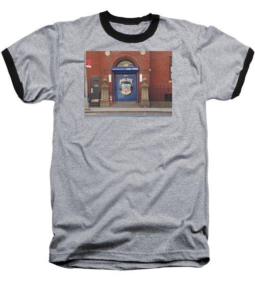 South Manhattan Task Force 1 Baseball T-Shirt