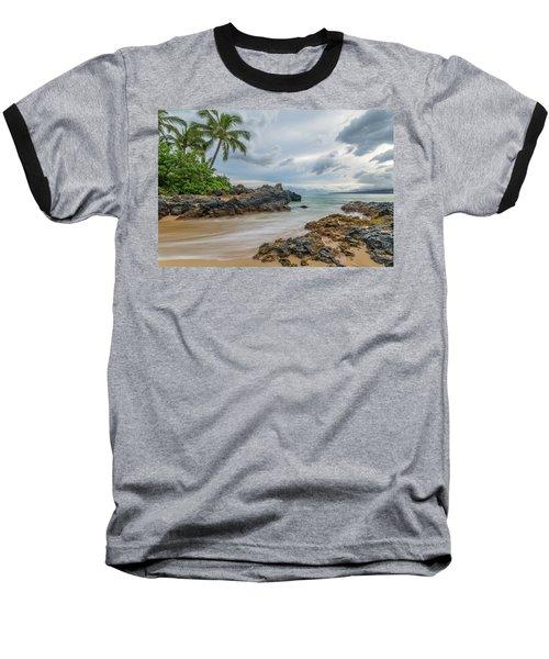 South Maui Secret Beach Baseball T-Shirt