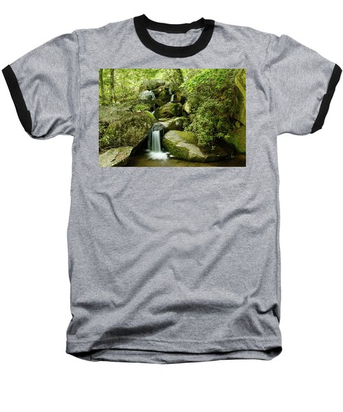 South Mountains Rest Stop Baseball T-Shirt