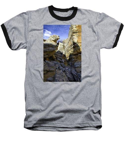 South Of Pryors 16 Baseball T-Shirt