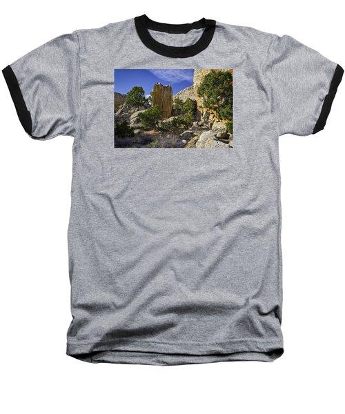 South Of Pryors 17 Baseball T-Shirt