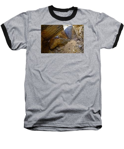South Of Pryors 7 Baseball T-Shirt