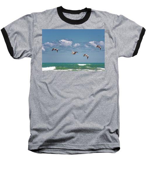 South Padre Island Pelicans Baseball T-Shirt