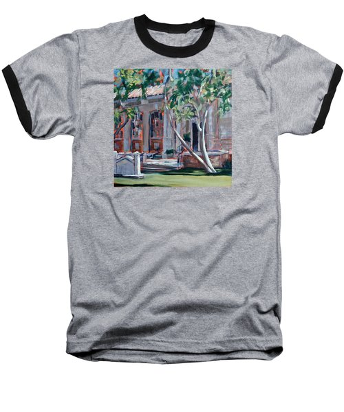 South Pasadena Library Baseball T-Shirt