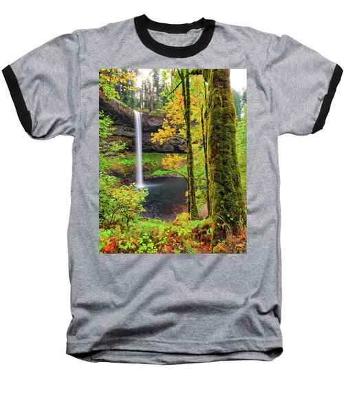South Silver Falls Baseball T-Shirt