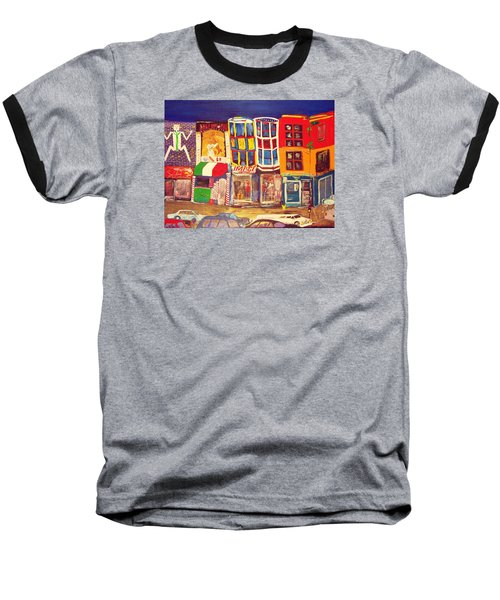 South Street Baseball T-Shirt