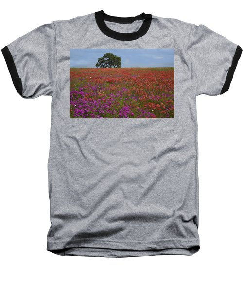 South Texas Bloom Baseball T-Shirt