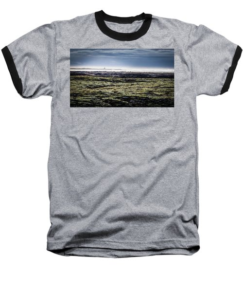 South West Iceland Baseball T-Shirt