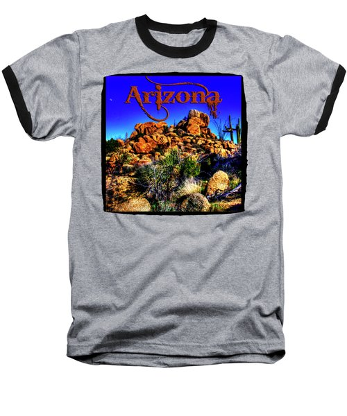 Southbound On Us 93 Baseball T-Shirt
