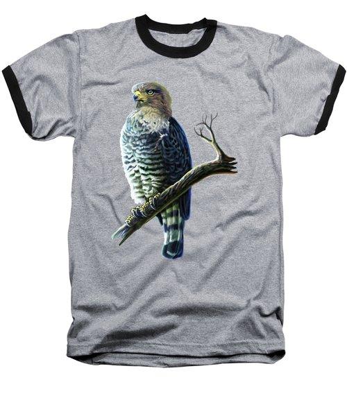 Southern Banded Snake Eagle Baseball T-Shirt