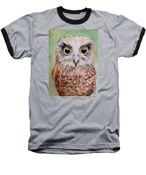 Southern Boobook Owl Baseball T-Shirt