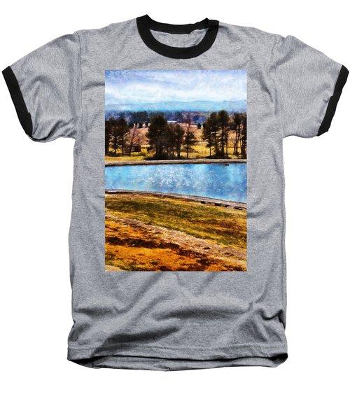 Southern Farmlands Baseball T-Shirt