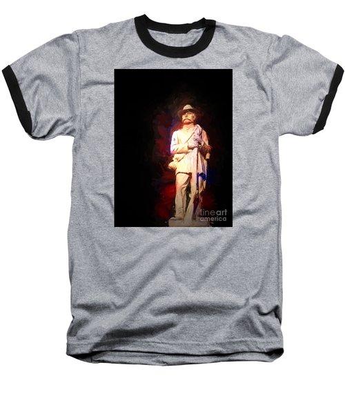 Baseball T-Shirt featuring the photograph Southern Gent by Ken Frischkorn