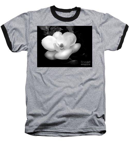 Southern Magnolia Passion Baseball T-Shirt