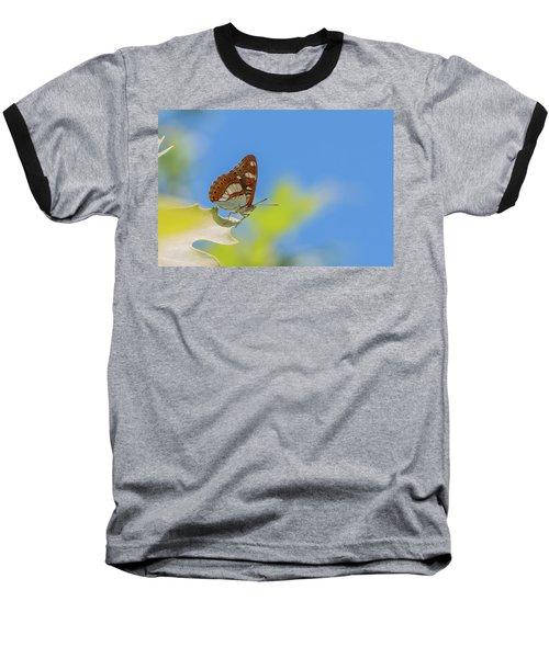 Southern White Admiral - Limenitis Reducta Baseball T-Shirt