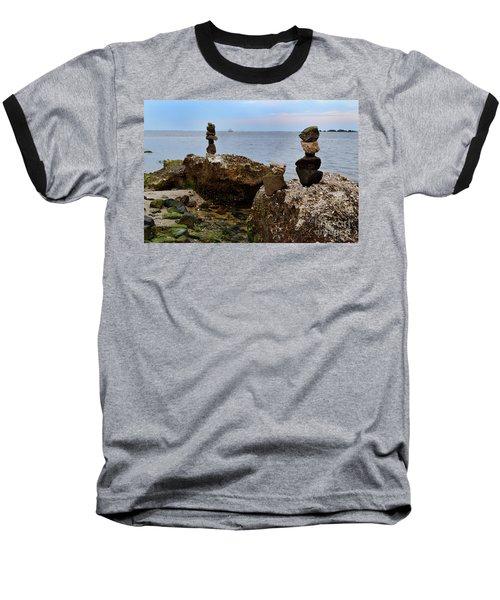 Southport Rock Art Baseball T-Shirt