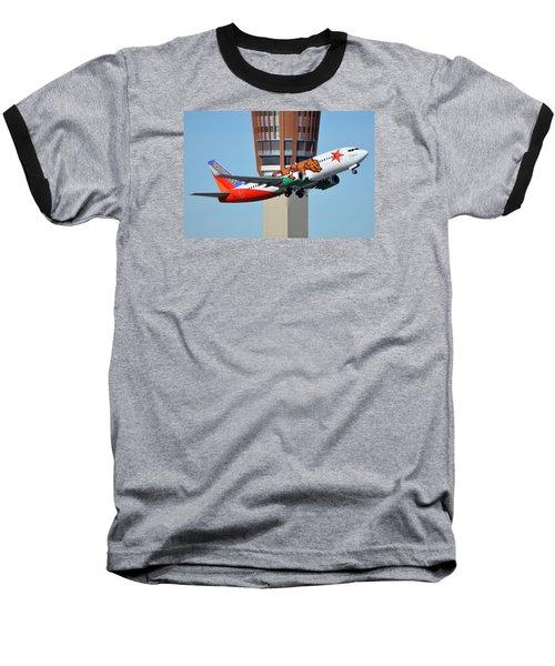 Southwest Boeing 737-3h4 N609sw California One Phoenix Sky Harbor January 21 2016 Baseball T-Shirt