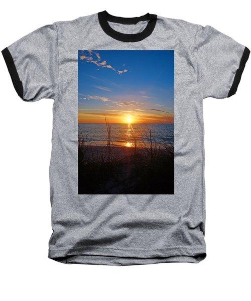 Southwest Florida Sunset Baseball T-Shirt
