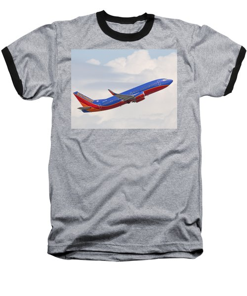 Southwest Jet Baseball T-Shirt