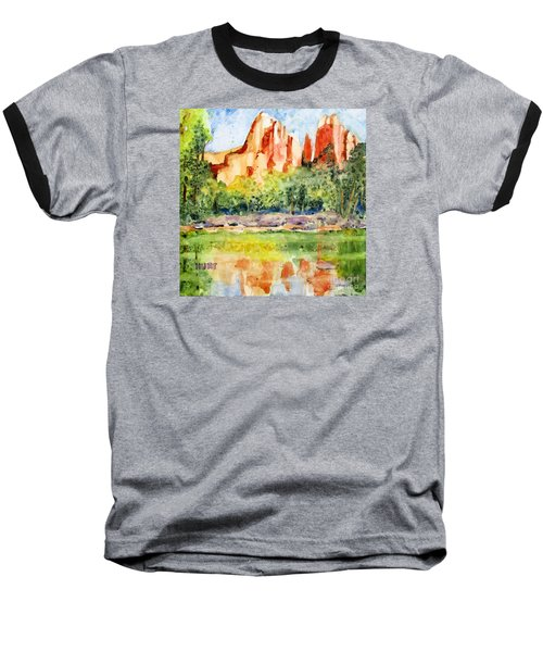 Southwest Reflections Baseball T-Shirt