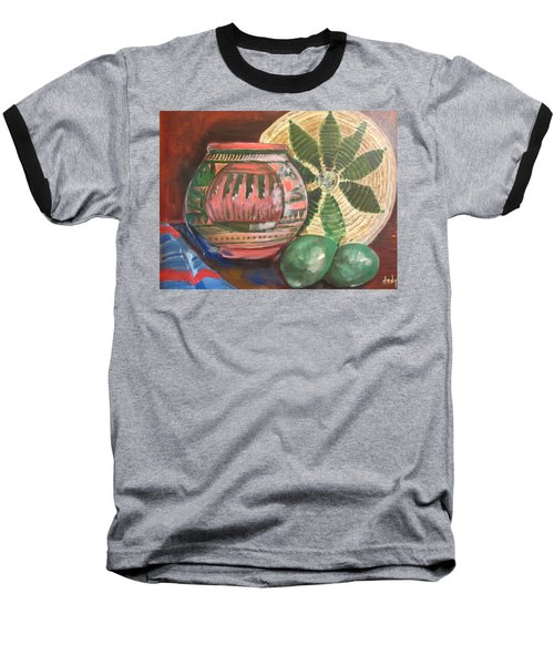 Southwest Still Life Baseball T-Shirt