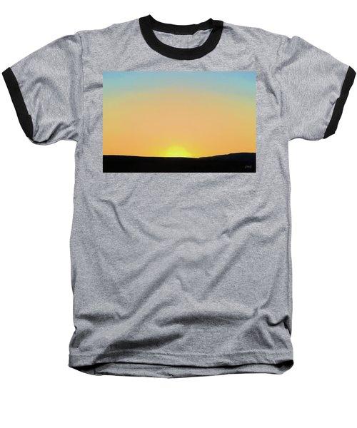 Southwestern Sunset Baseball T-Shirt