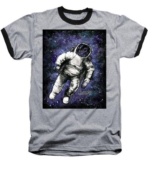 Spaaaaace Baseball T-Shirt