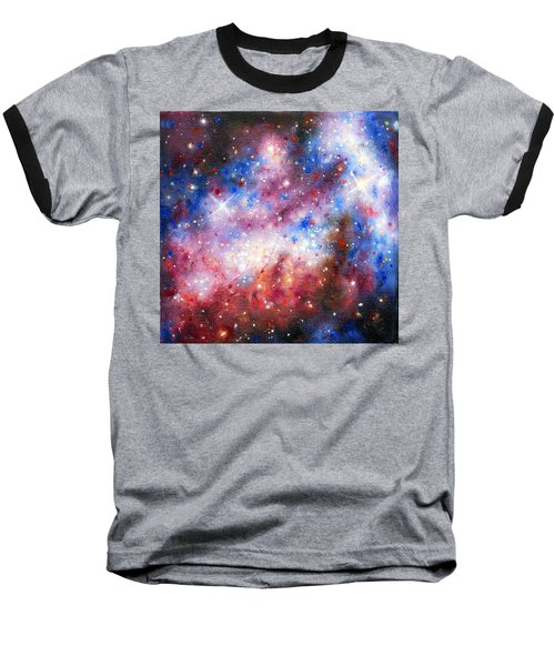 Space 1 Baseball T-Shirt