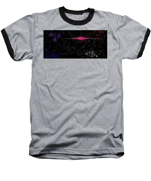 Space 4 Baseball T-Shirt