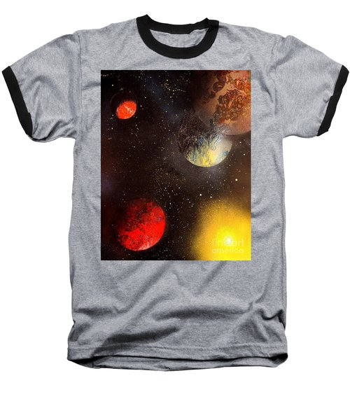 Space Balls Baseball T-Shirt