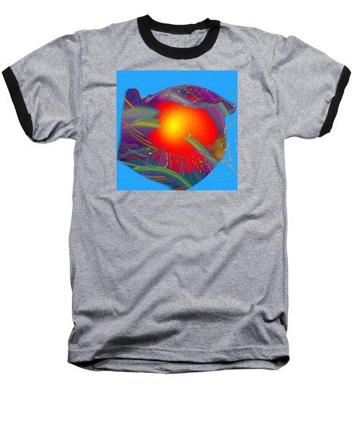 Space Fabric Baseball T-Shirt