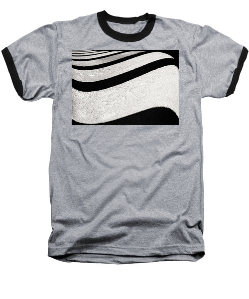 Space Geometry #16 Baseball T-Shirt