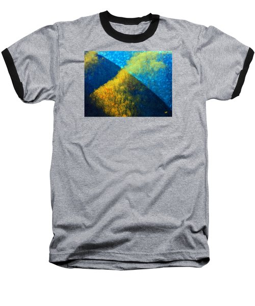 Space-time Baseball T-Shirt