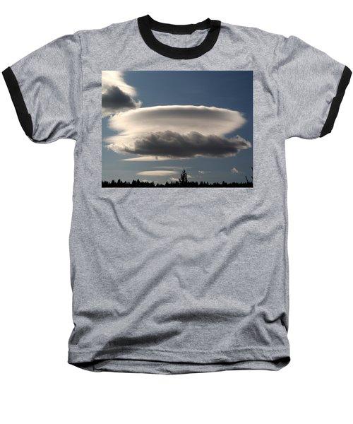Spacecloud Baseball T-Shirt