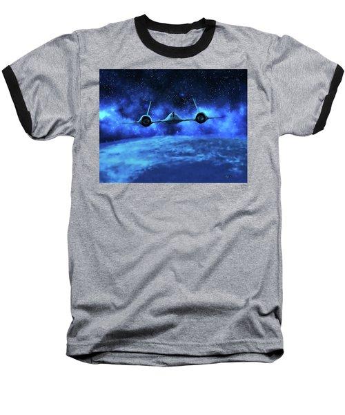 Spaceward Baseball T-Shirt