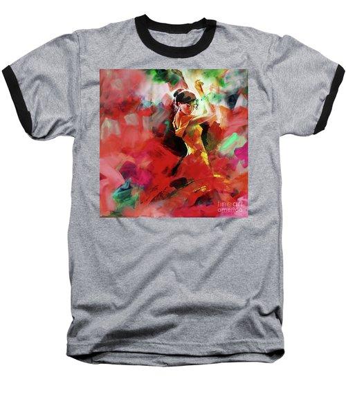 Spanish Dance Baseball T-Shirt