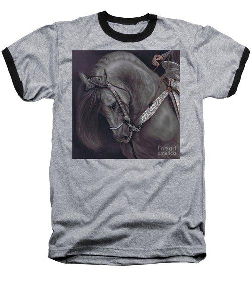 Spanish Horse Baseball T-Shirt