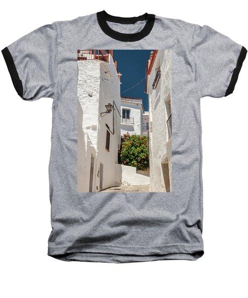 Spanish Street 2 Baseball T-Shirt