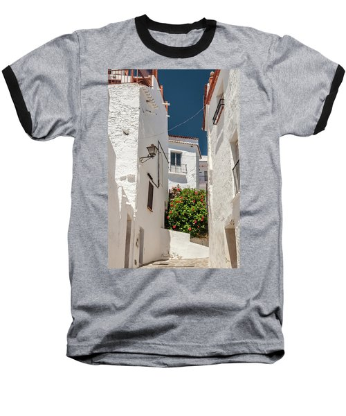 Spanish Street 2 Baseball T-Shirt